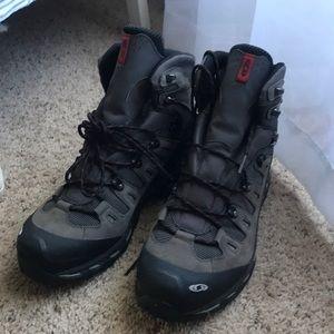 SALOMON QUEST 4D 2 GTX Tactical Boots 370731 Men's sz 7